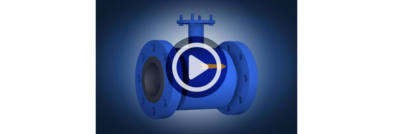 ویدئو خط تولید سنسور کنتور هوشمند الکترومغناطیسی آب MWM-500